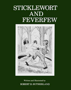 Graphic - Sticklewort and Feaverfiew book cover